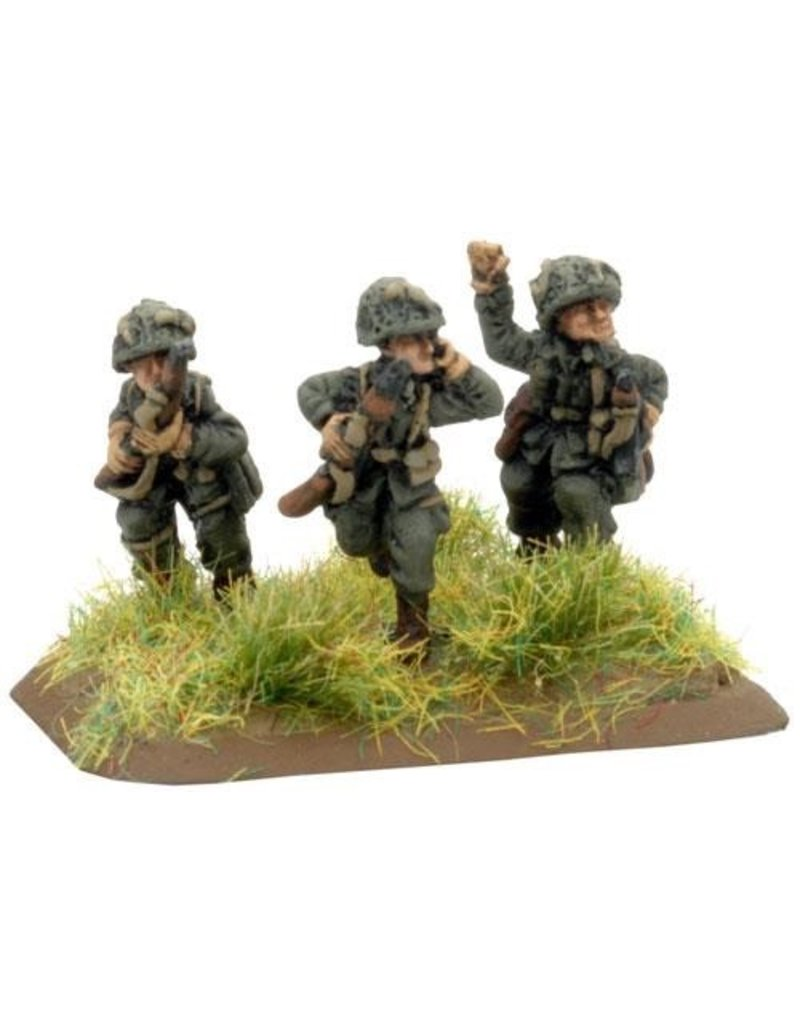 Flames of War US726 Airborne Engineer Platoon