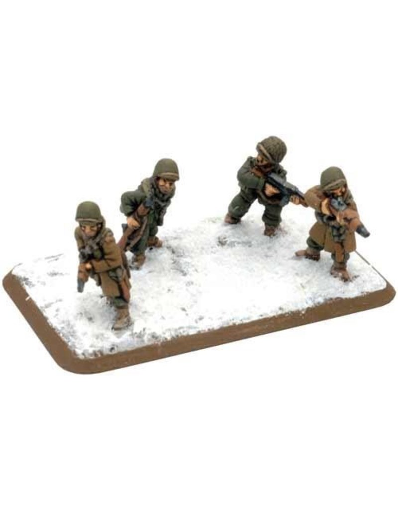 Flames of War US727 Parachute Rifle Platoon (Winter)