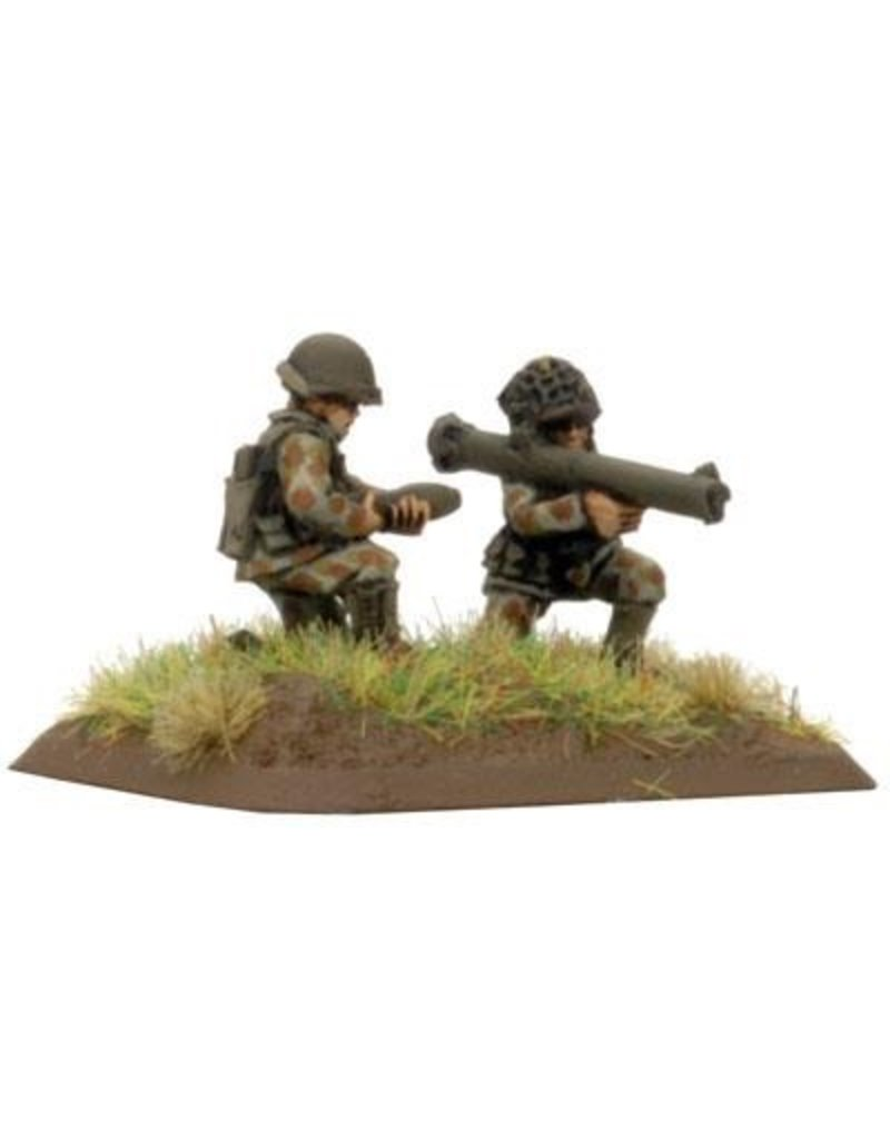 Flames of War US731 Armored Rifle Company HQ