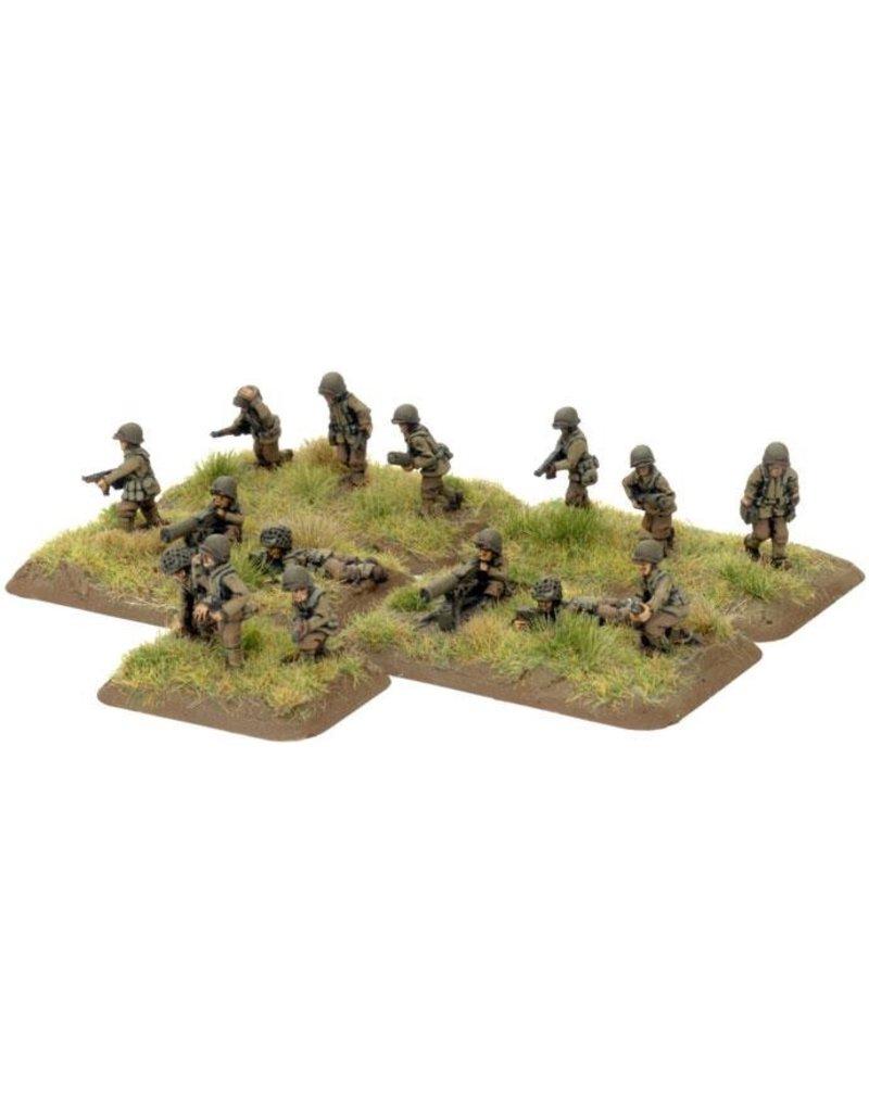Flames of War US734 Machine-Gun Platoon (Late)