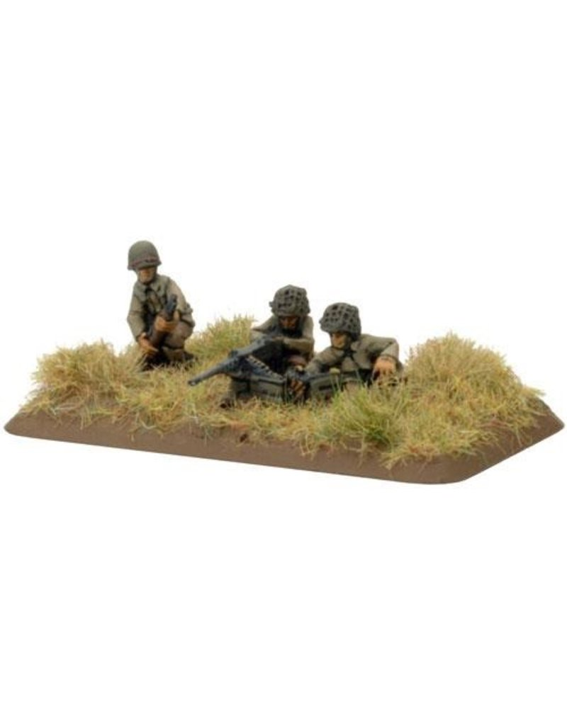 Flames of War US738 Armoured Rifle Platoon Dismounted MGs (Late)