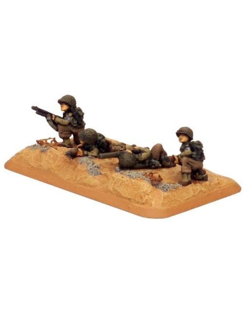 Flames of War US747 Boat Section, Assault Company