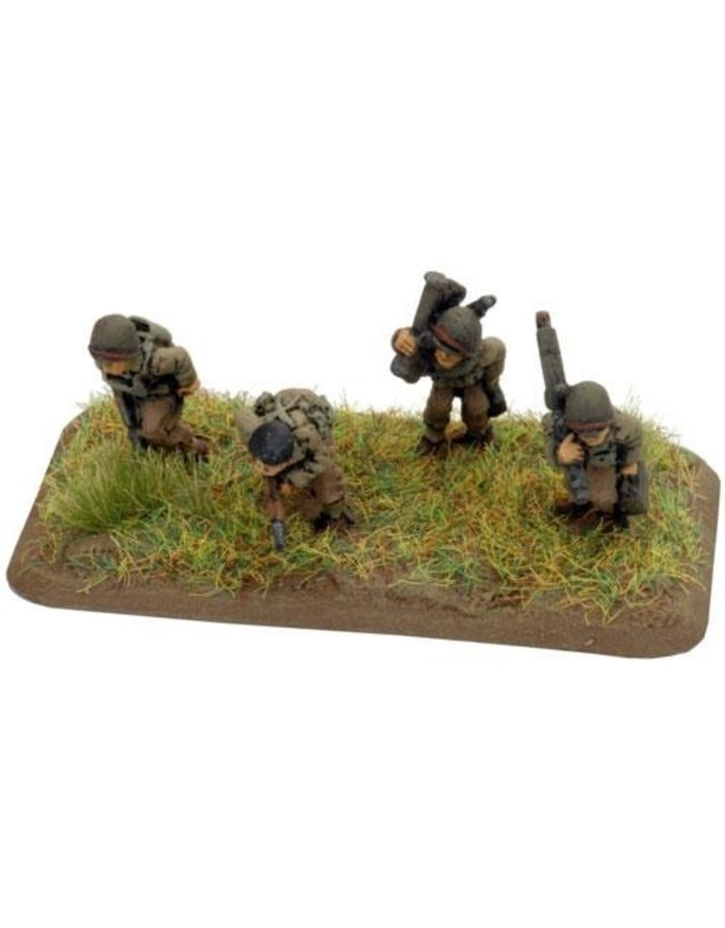Flames of War US748 The Devil's Brigade Platoon