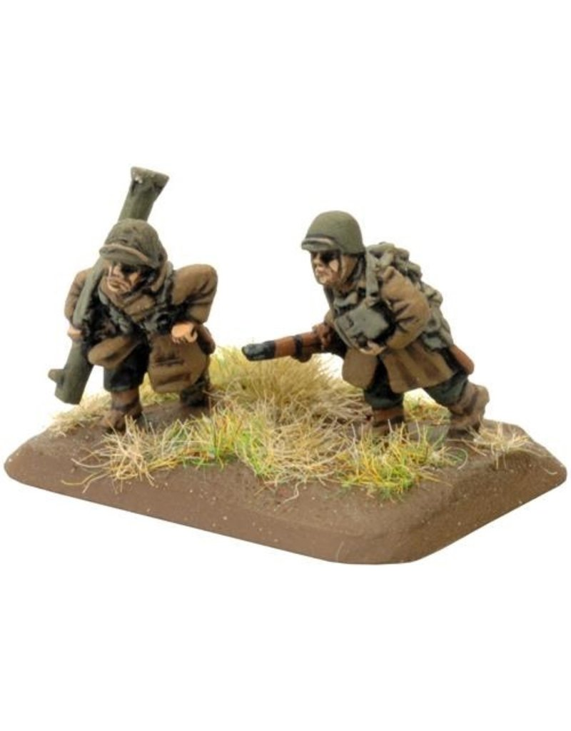 Flames of War US757 Bazooka Teams (Winter)
