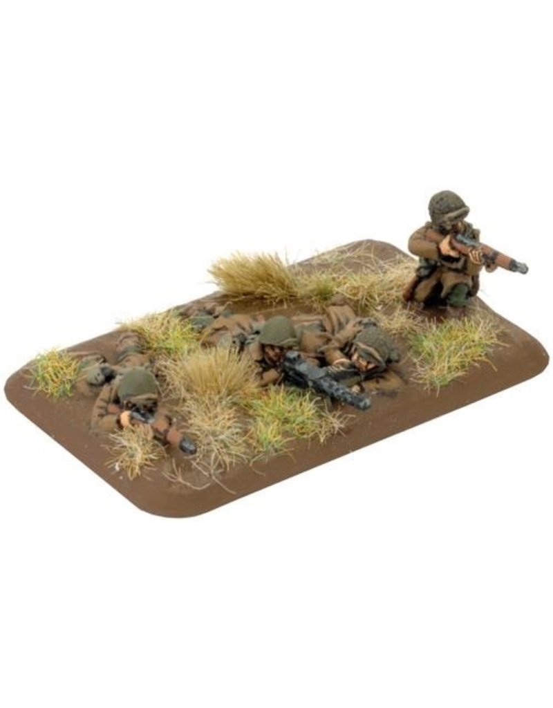 Flames of War US760 Weapons Platoon (Winter)