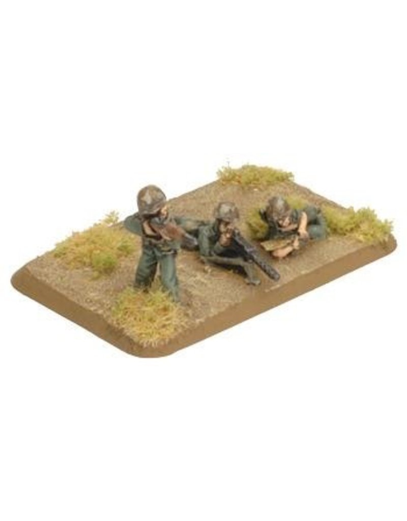 Flames of War US773 Company Machine-gun Platoon (Marines)