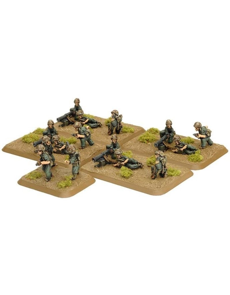 Flames of War US774 Machine-gun Platoon (Marines)