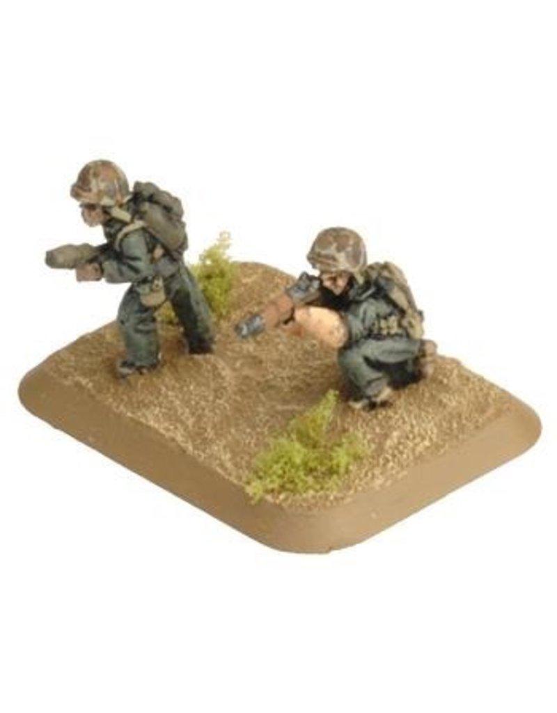Flames of War US776 Marine Engineer Assault Section