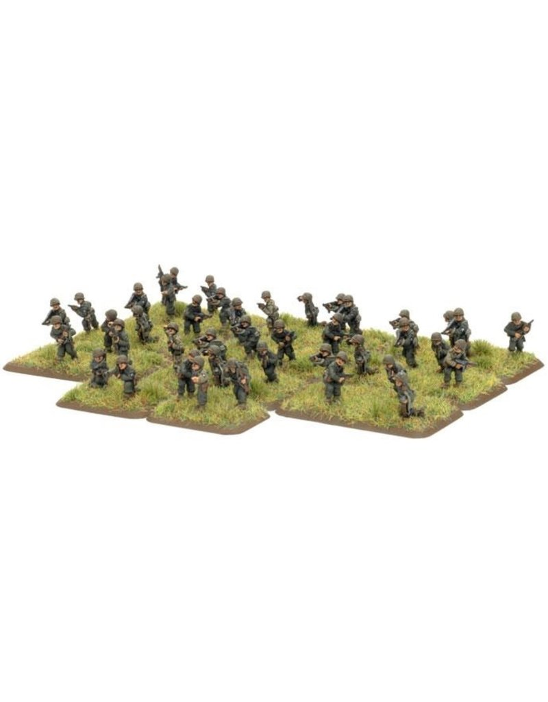 Flames of War US801 SMG Platoon