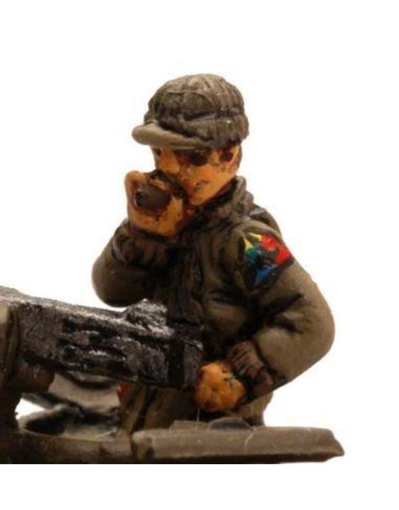 Flames of War US881 Staff Sergeant Cole 'Reb' Jackson