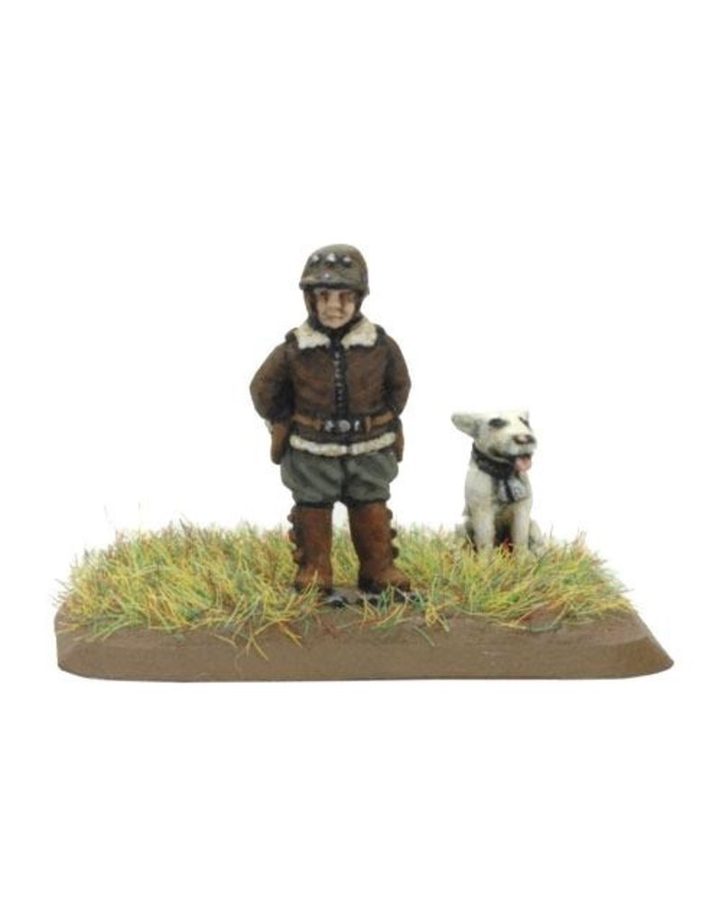 Flames of War US885 General George S. Patton