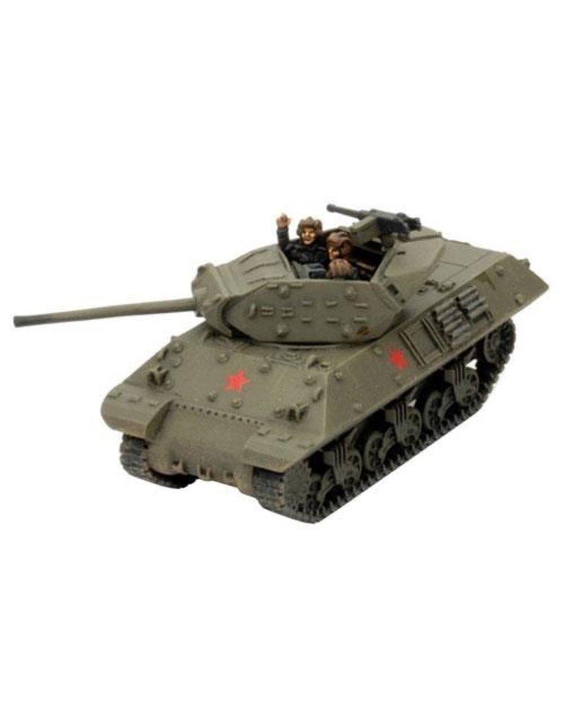 Flames of War SU104 M10