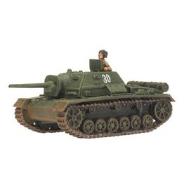 Flames of War SU121 SU-76i
