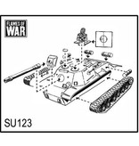 Flames of War SU123 SU-152