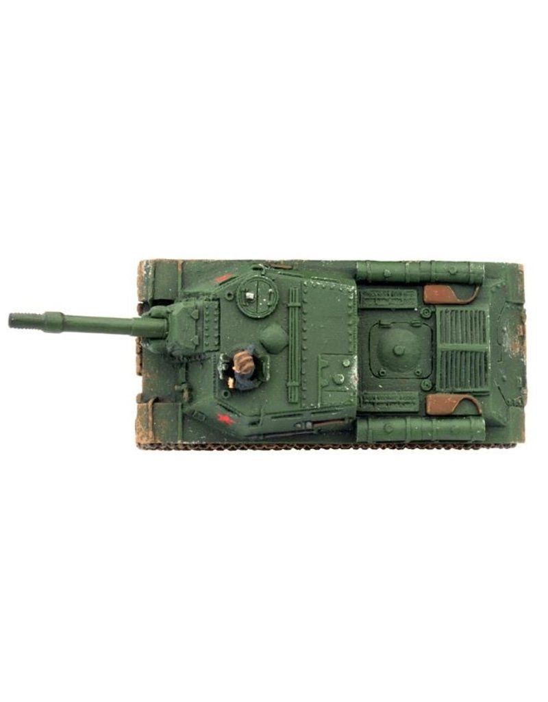 Flames of War SU132 ISU-122 or 152