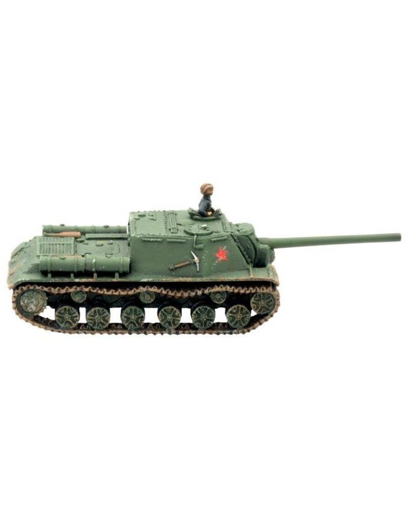 Flames of War SU132 ISU-122 or 152