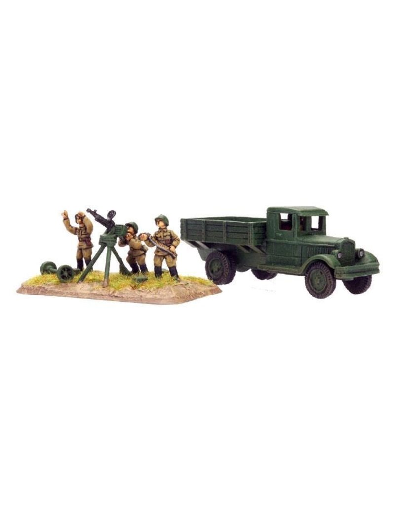Flames of War SU162 DShK AA Truck