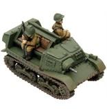 Flames of War SU271 T-20 Komsomoleyts (x2)