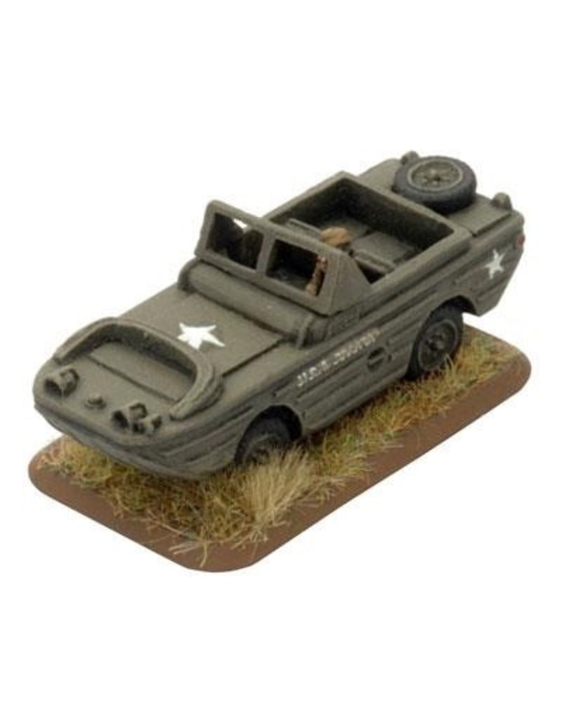 Flames of War SU402 Ford GPA jeep