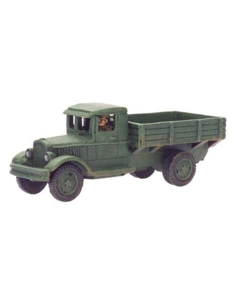 Flames of War SU421 Zis-5 3-ton truck (x2)