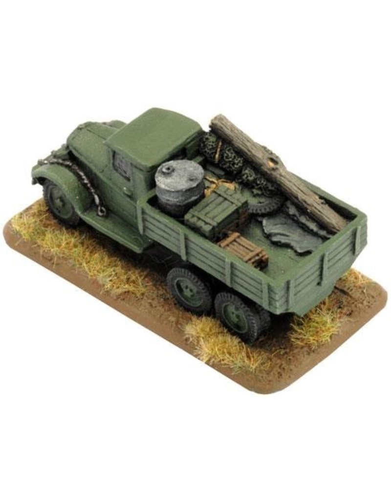 Flames of War SU435 ZiS-6 Pioneer Supply Truck