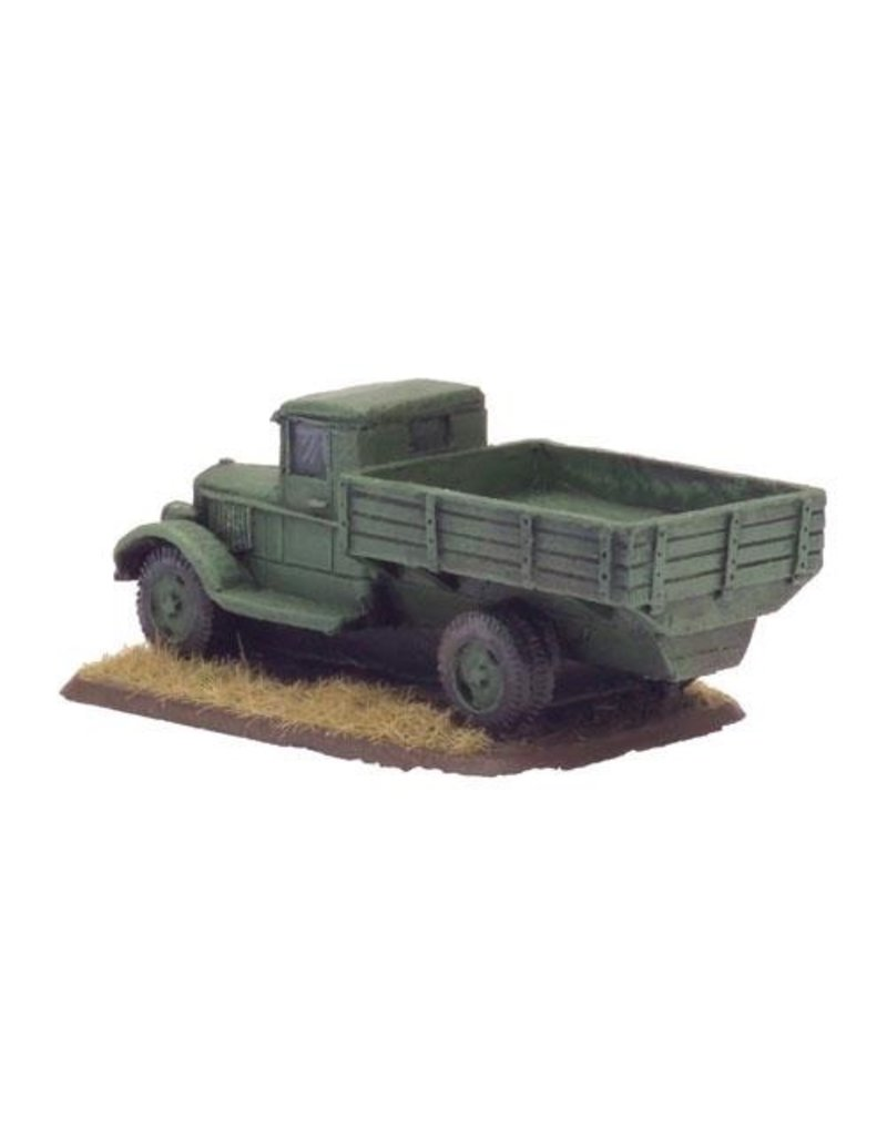 Flames of War SU422 Zis-5 3-ton truck (x2)