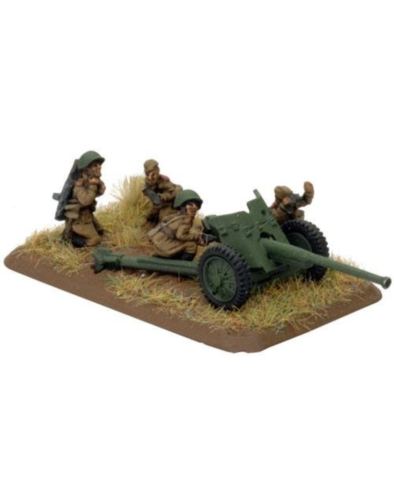 Flames of War SU501 45mm obr 1942 Gun