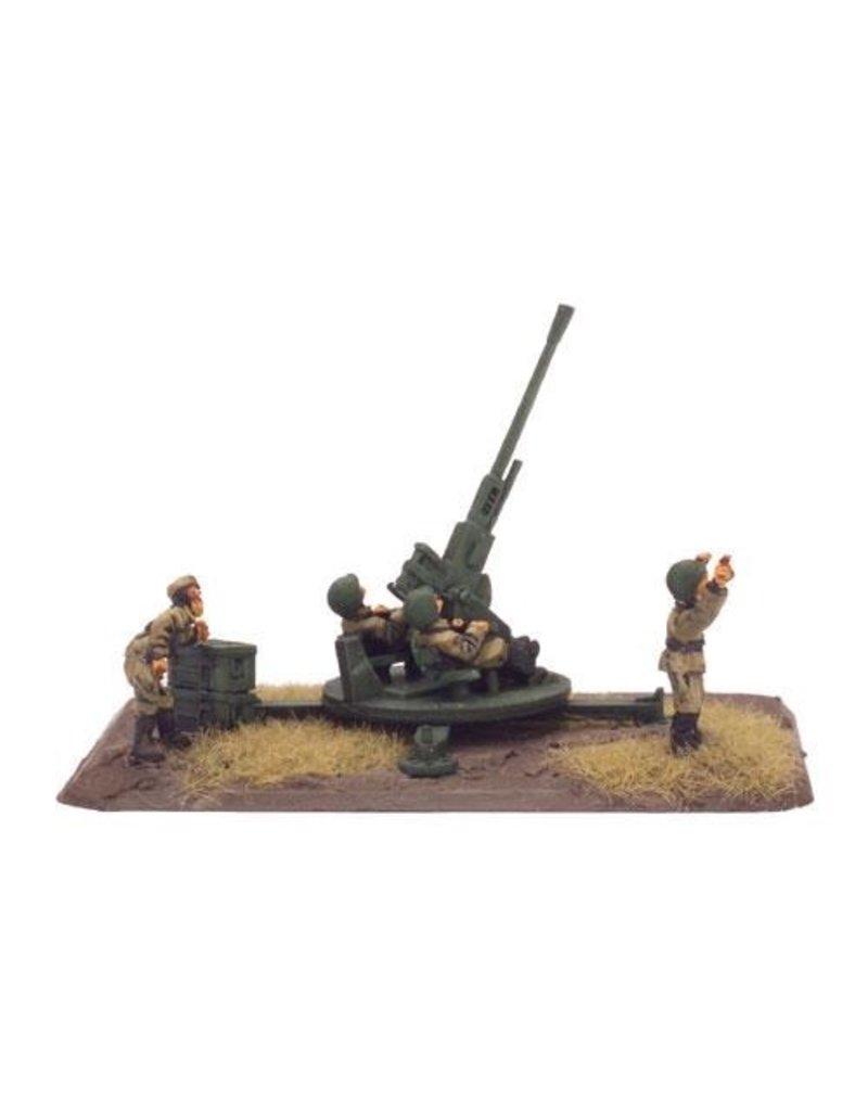 Flames of War SU540 37mm obr 1939 gun (x2)