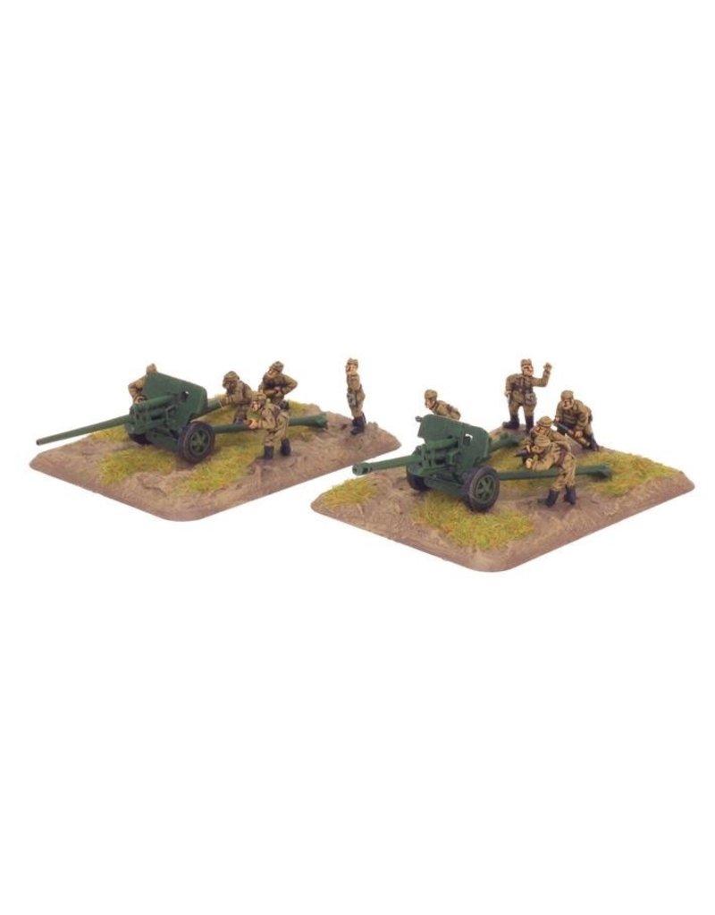 Flames of War SU510 76 mm ZIS-3 gun (x2) (57mm ZIS-2 option)