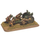 Flames of War SU560 76mm obr 1927 gun (x2)