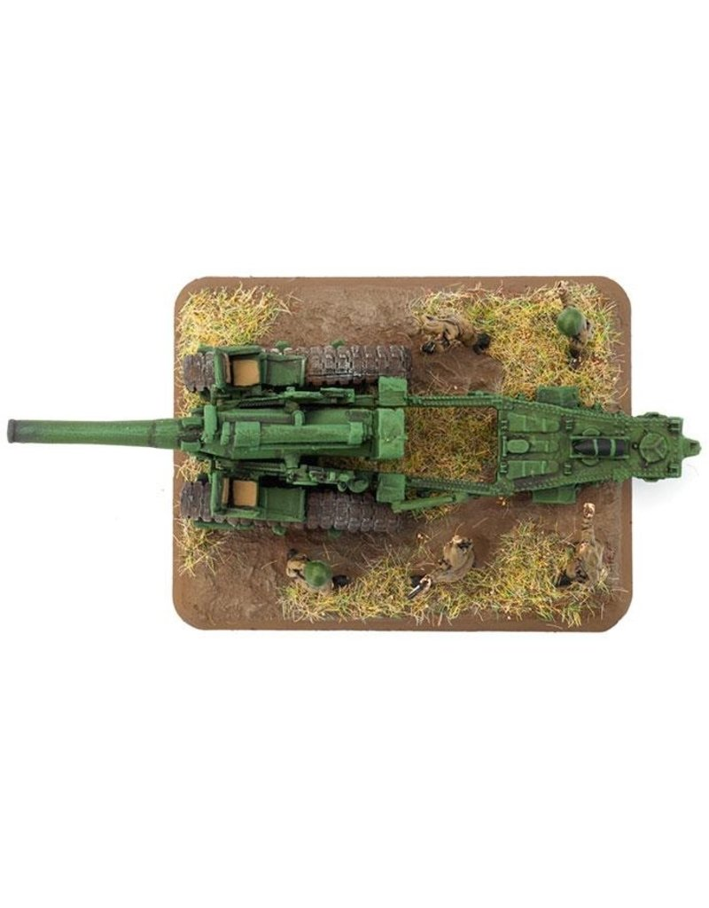Flames of War SU590 203 mm howitzer M1931