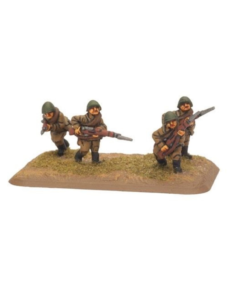 Flames of War SU702 Motostrelkovy or Strelkovy Platoon