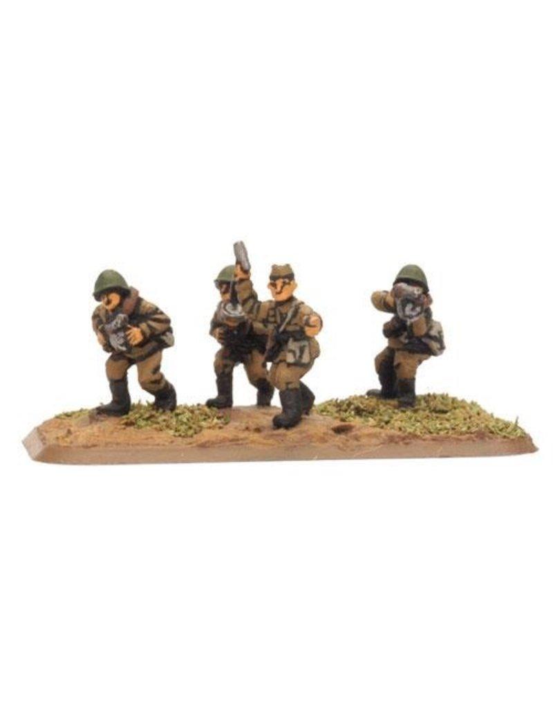 Flames of War SU703 Submachine-gun Platoon