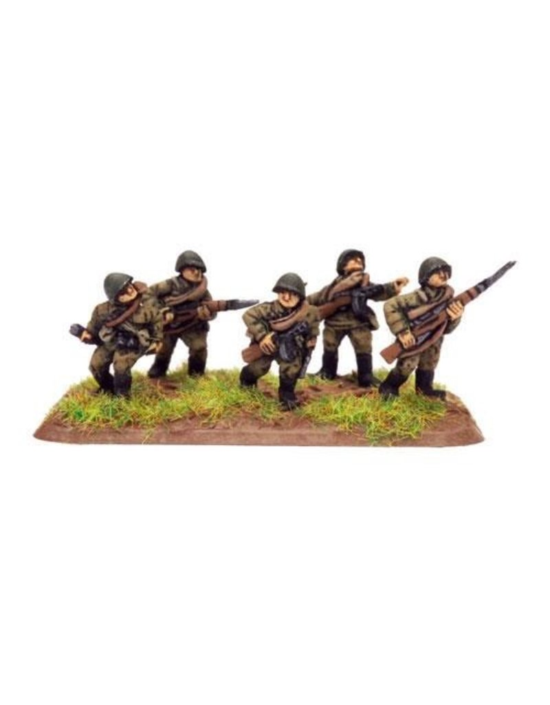Flames of War SU706 Sapper Platoon