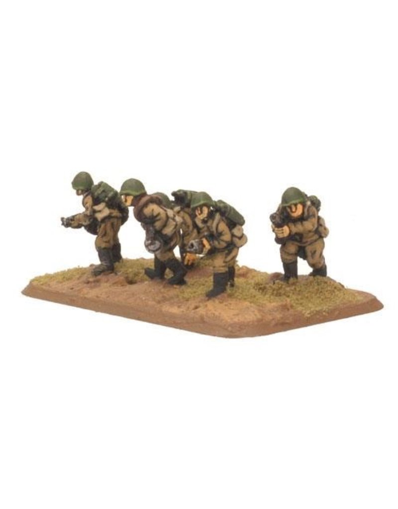 Flames of War SU717 Flame-thrower Platoon