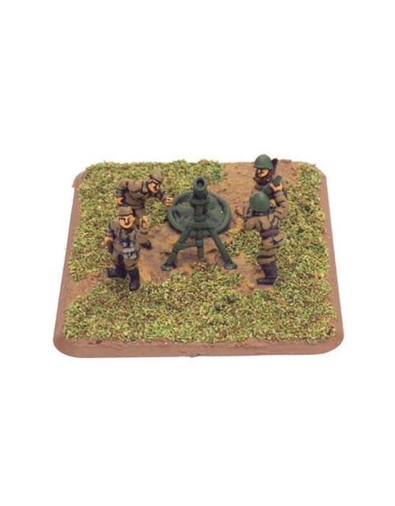 Flames of War SU711 Heavy Mortar Company