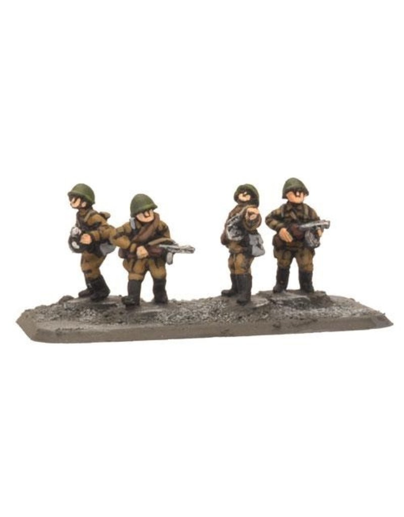 Flames of War SU718 Storm Group
