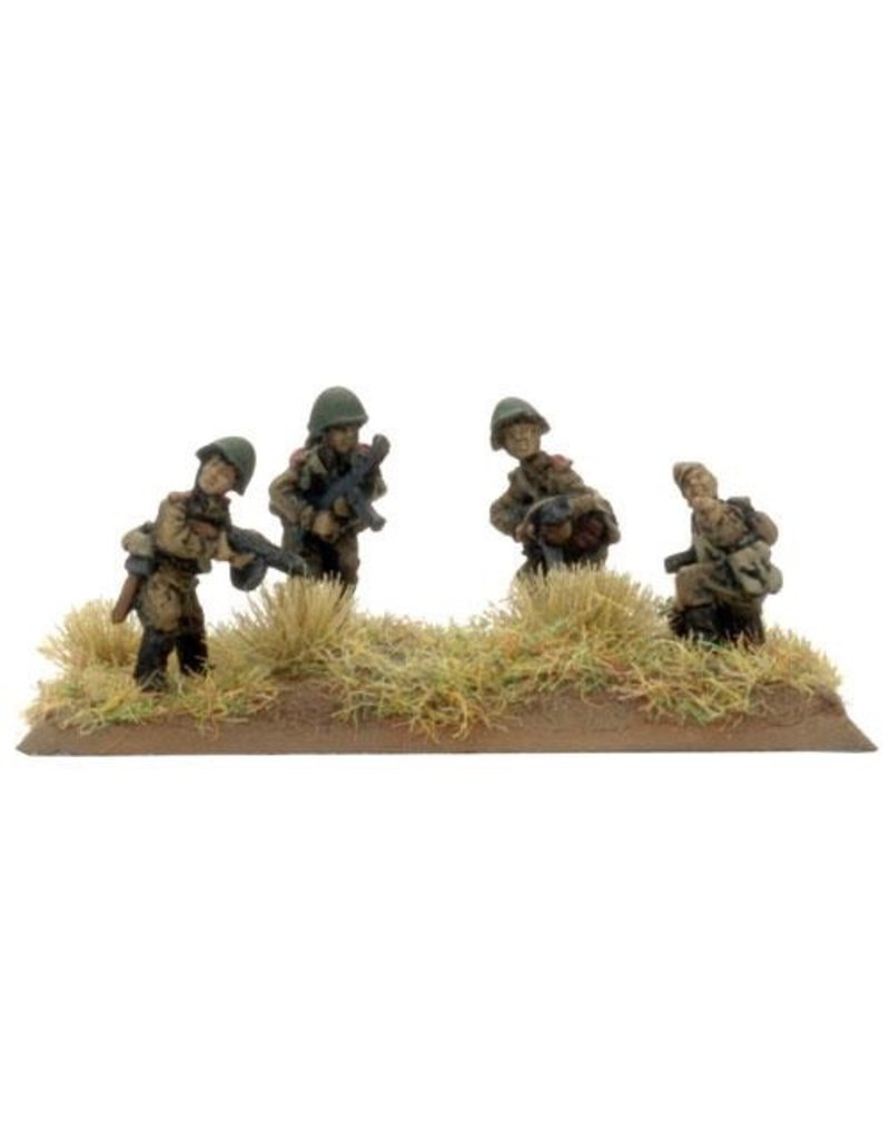 Flames of War SU733 SMG Company