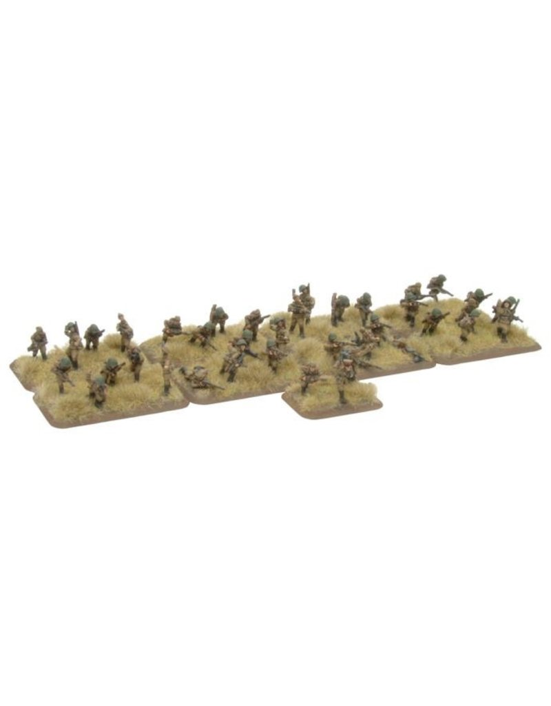 Flames of War SU732 Strelkovy Company (late)