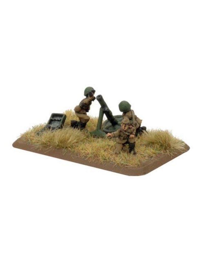 Flames of War SU735 Mortar Company (late)