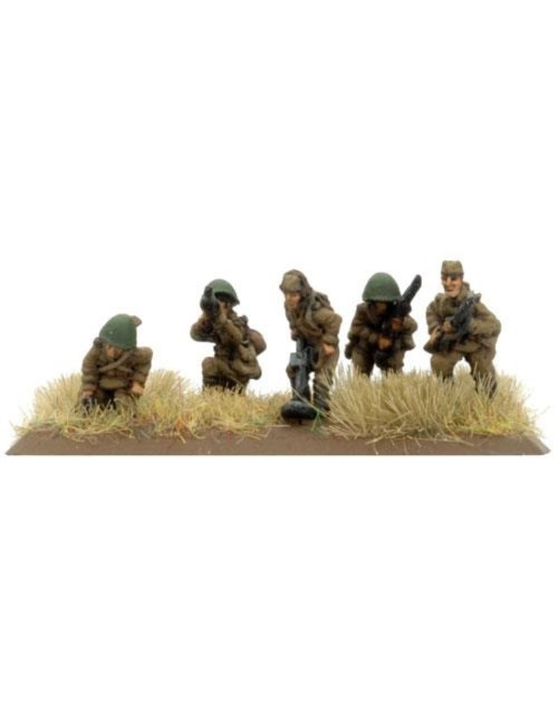 Flames of War SU736 Sapper Company (late)