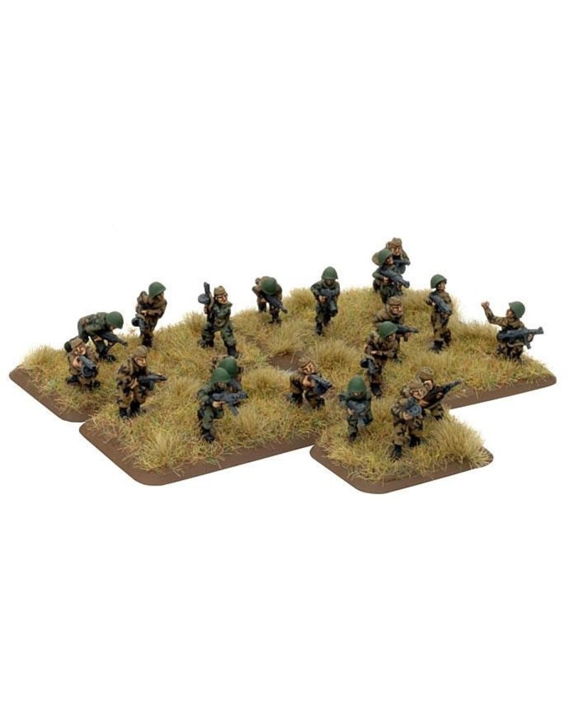 Flames of War SU747 Scout Platoon (late)
