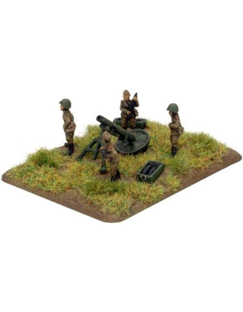 Flames of War SU751 Heavy Mortar Company (late)