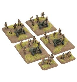 Flames of War SU752 160mm Mortar M1943