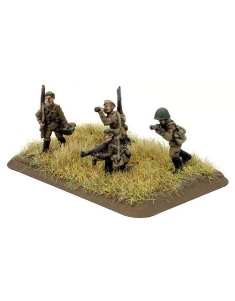 Flames of War SU802 Battle Hardened Strelkovy Platoon