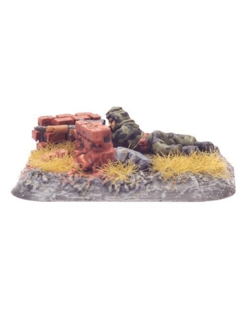 Flames of War SU880 Noble Sniper VG Zeytsev and Snipers