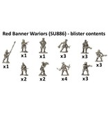 Flames of War SU886 Red Bannner Warriors