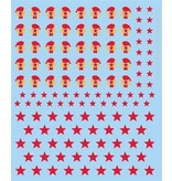 Flames of War SU944 Soviet Decals