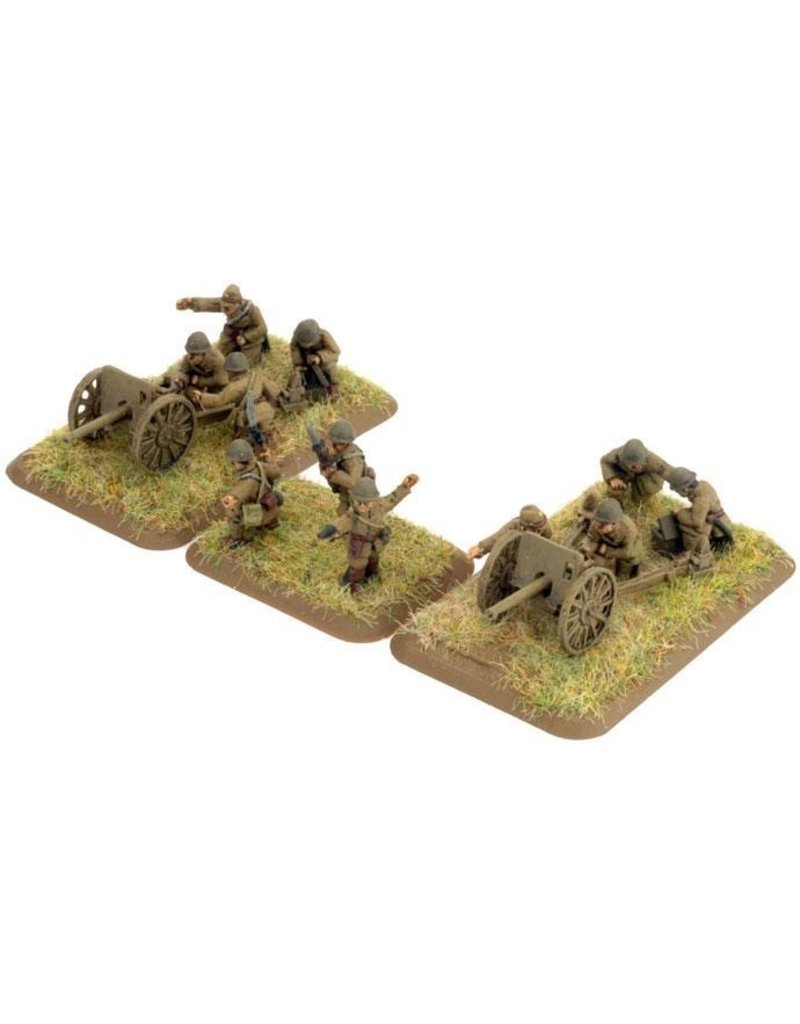 Flames of War JP501 Type 94 37mm Anti-tank Gun