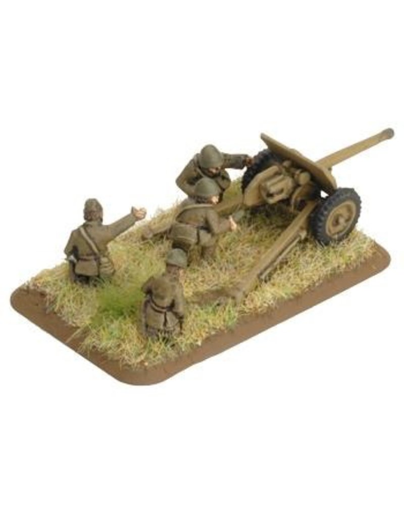 Flames of War JP510 Type 1 47mm gun